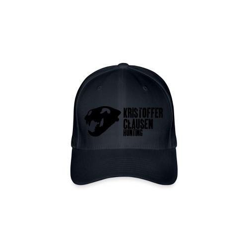 Caps med KC Hunting logo - Flexfit baseballcap