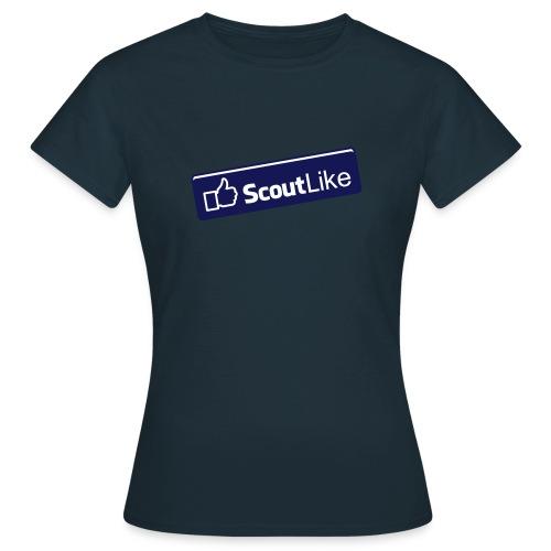 Scoutlike - Vrouwen T-shirt