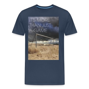 More than just a game - Men's Premium T-Shirt