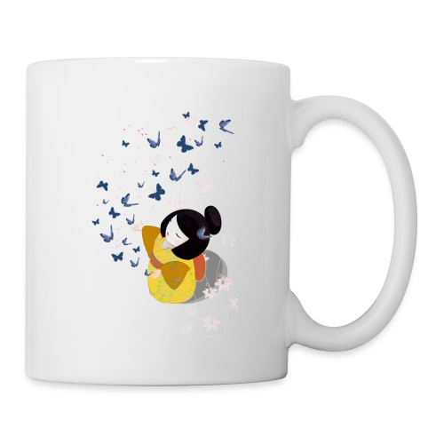 Chifumi (Milles Messages) - Mug blanc