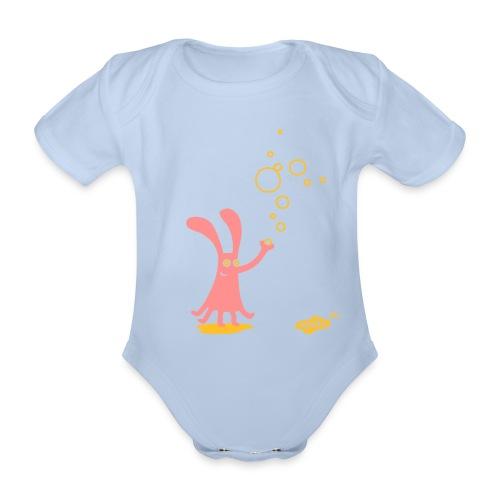 Rüsselgonz - Baby Bio-Kurzarm-Body