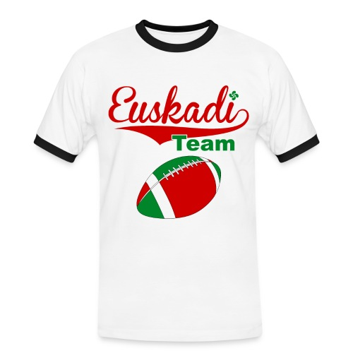 Euskadi sport  team - T-shirt contrasté Homme
