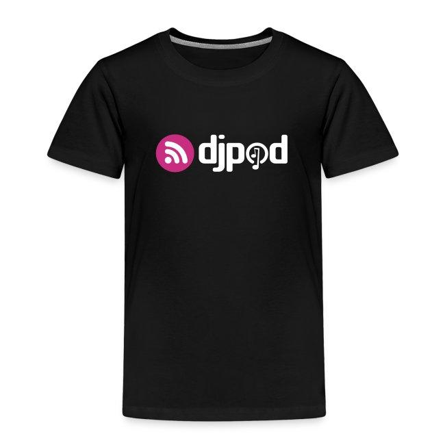 T-Shirt enfant noir