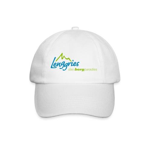 Lenggries - Logo - Baseballkappe