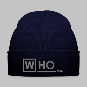 Bonnet (hat) Dr. Who - Winter Hat