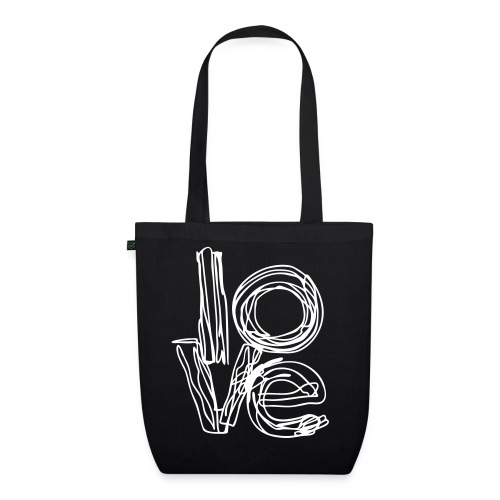 Love | Bag - Borsa ecologica in tessuto