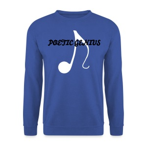 POETIC GENIUS JBC - Men's Sweatshirt