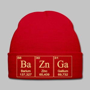 Bonnet (hat) Bazinga - Winter Hat