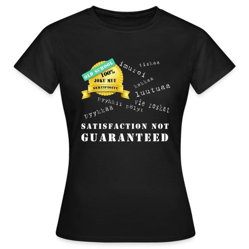 Old School joku muu ladyfit - Naisten t-paita