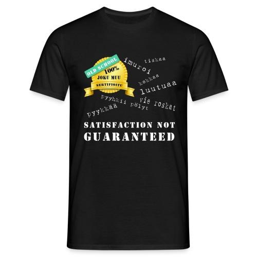 Old School joku muu miehille - Miesten t-paita