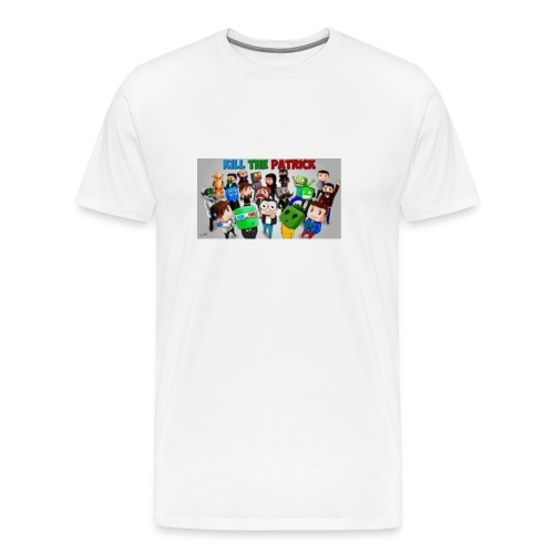 THE PATRICK - T-shirt Premium Homme