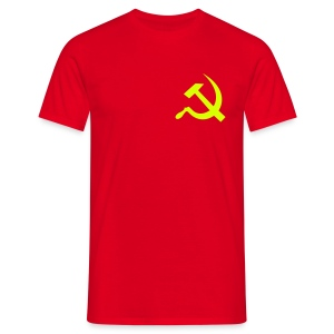 communist t-shirt - Men's T-Shirt