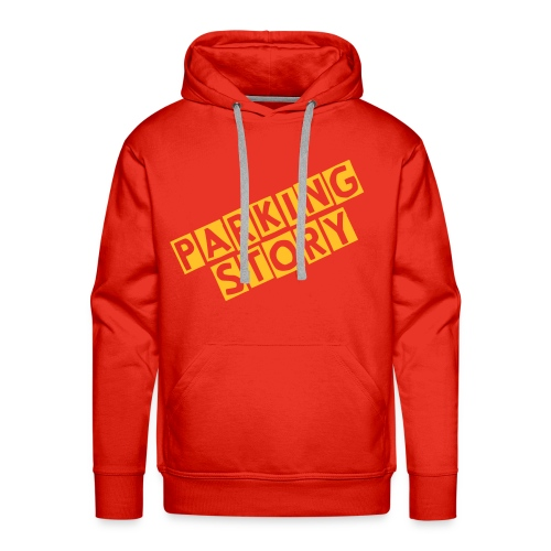 Sweat Parking Story 1 - Sweat-shirt à capuche Premium pour hommes
