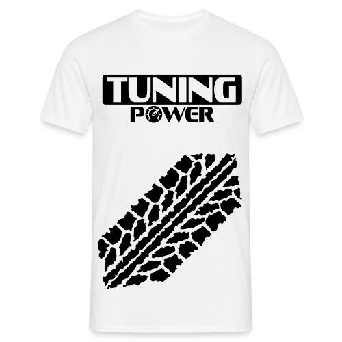 Männer T-Shirt (Tuning Power) - Männer T-Shirt