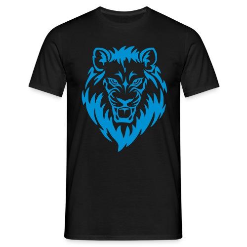 Männer T-Shirt (Lion) - Männer T-Shirt