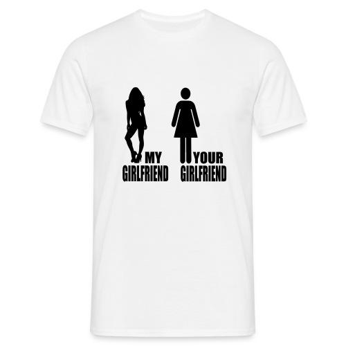 No banana were clothes - Herre-T-shirt