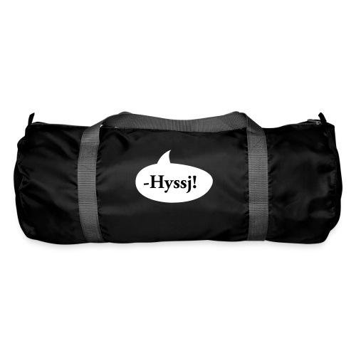 HYSSJ! - Sportväska