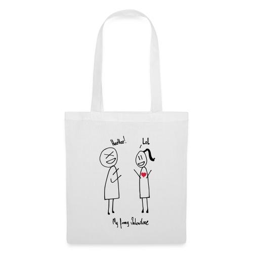 My Funny Valentine - Tote Bag