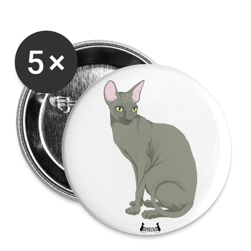 PIN - Spilla piccola 25 mm