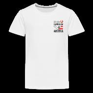 Unisex Teenager Premium T-Shirt