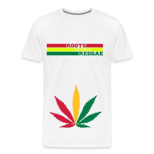 Weed 0.o - Mannen Premium T-shirt