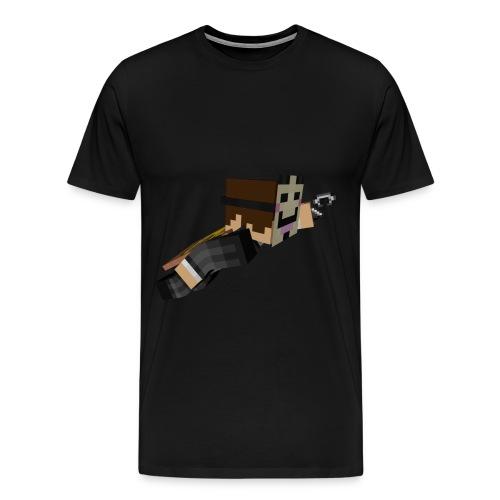 SuperMystery - Männer Premium T-Shirt