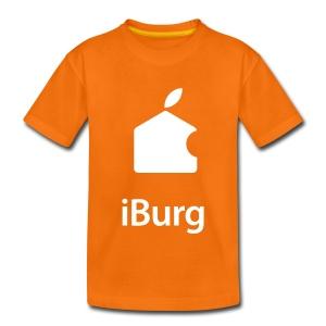 Koningsdag T-shirt (kids) - Teenager Premium T-shirt