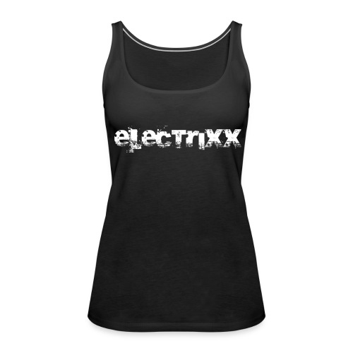 TANK TOP GIRLS ELECTRIXX CRACKED - Women's Premium Tank Top