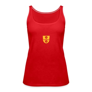 Girls Top Hemsbach Wappen - Frauen Premium Tank Top