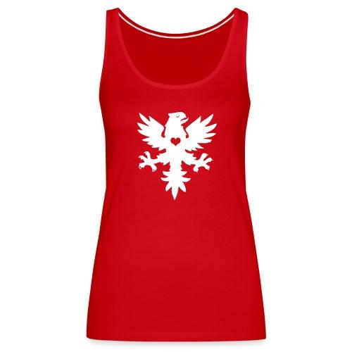 Shirt 'Liebesadler' - Frauen Premium Tank Top