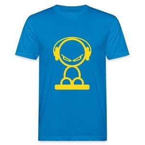 DJ Dude - Mannen Bio-T-shirt