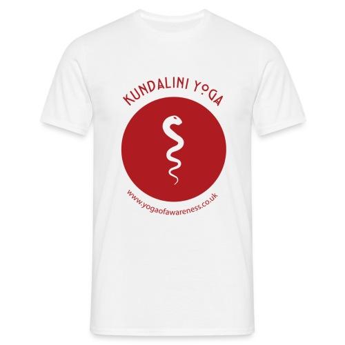 Kundalini Yoga - Yoga of Awareness - Men's T-Shirt