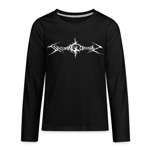 Teenagers' Premium Longsleeve Shirt (FRONT ONLY) - Teenagers' Premium Longsleeve Shirt