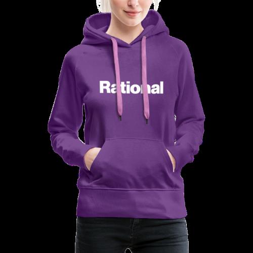 BD Rational Girls Hoodie - Frauen Premium Hoodie
