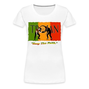 Trojan Skinheads Rude Boys and Mods - Women's Premium T-Shirt