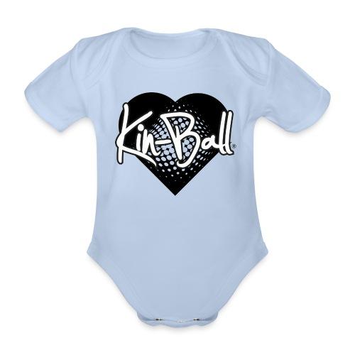 Body Love Kin-Ball - Organic Short-sleeved Baby Bodysuit