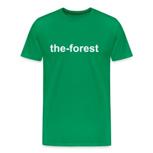the-forest - Men's Premium T-Shirt