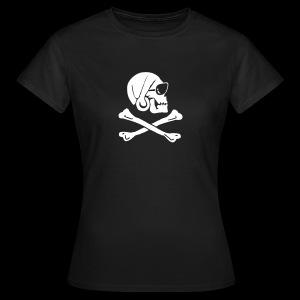 ~ Sunny Skull ~ - Frauen T-Shirt