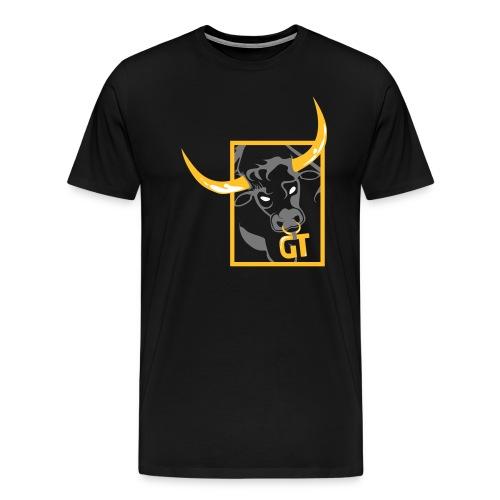 Bullisches T-Shirt - Männer Premium T-Shirt