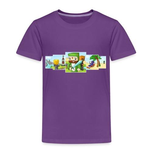 Banner T-Shirt (Kids) - Kids' Premium T-Shirt