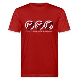 Mens Organic T-Shirt Cranberry - Men's Organic T-shirt