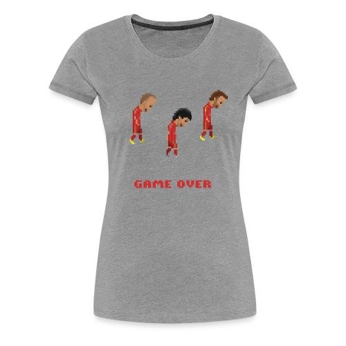 Women T-Shirt - Game over - Women's Premium T-Shirt