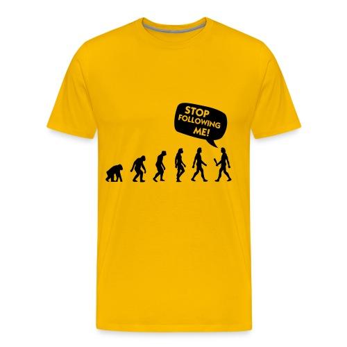 Evolucion  - Camiseta premium hombre