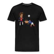 T-Shirts ~ Men's Premium T-Shirt ~ Men T-Shirt - France Germany 82