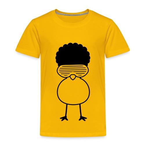 Afro Duck - Kinderen Premium T-shirt