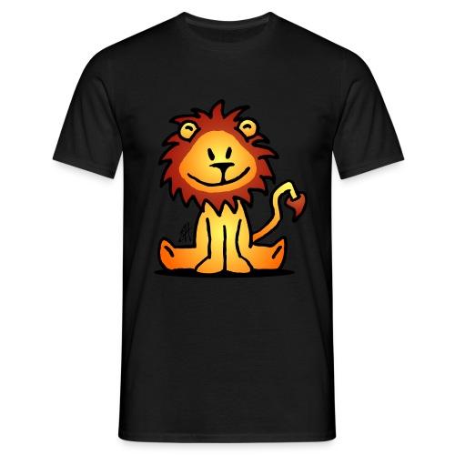 Villøven! - T-skjorte for menn