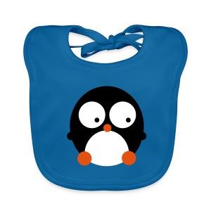 Sweet Penguin - Bio-slabbetje voor baby's