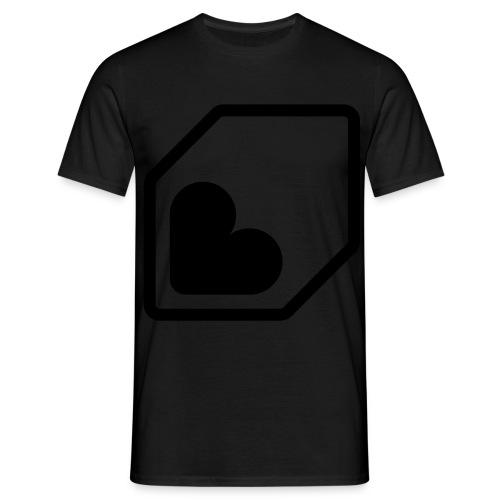 Black is best t-shirt - Men's T-Shirt
