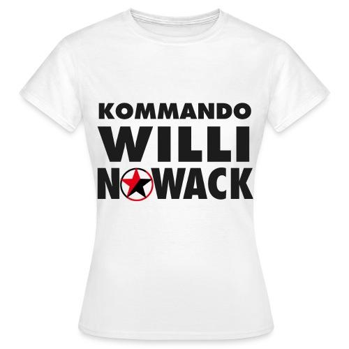 Wlli_w - Frauen T-Shirt