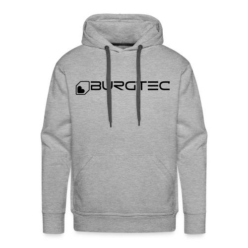 Burgtec classic logo hoody - Men's Premium Hoodie